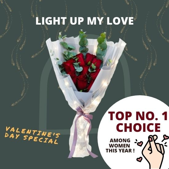 Light Up My Love Top 1 choice