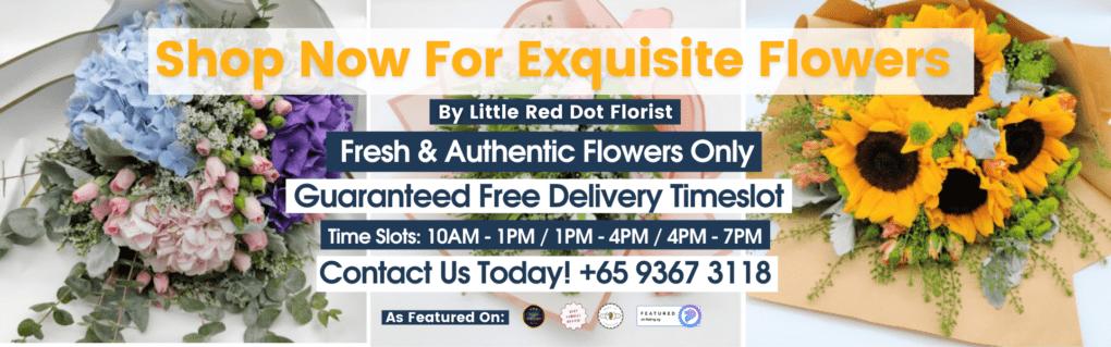Little Red Dot Florist Mobile 1